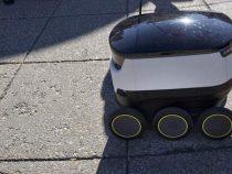 В Вашингтоне еду доставляют с помощью роботов