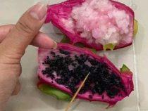 Люди от скуки начинают считать косточки во фруктах