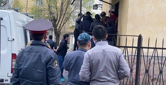 Запродажу спецпропуска вБишкеке задержан милиционер