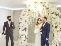 В Украине сыграли первую онлайн-свадьбу