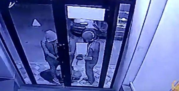 Милиция отследила похитителей терминала в Бишкеке