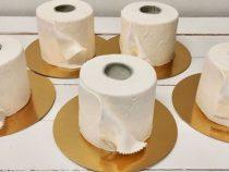 Пекарня не закрылась благодаря тортам в виде туалетной бумаги