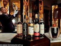 В Шотландии выставили на аукцион самый дорогой напиток в мире