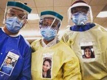 Врачи в масках придумали, как дарить пациентам улыбки
