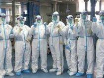 Вылечившиеся от коронавируса медики снова приступают к работе