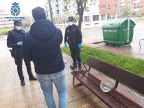 Житель Испании нарушил карантин ради «выгула» золотой рыбки