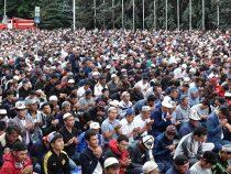 Айт-намаза на площадях и в мечетях в этом году не будет
