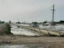 Тела двух детей найдены после прорыва дамбы в Узбекистане