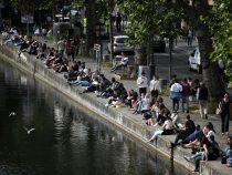 Дания открыла границы для влюбленных пар