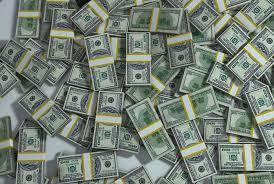 В США пара нашла на дороге миллион долларов и сообщила о находке в полицию