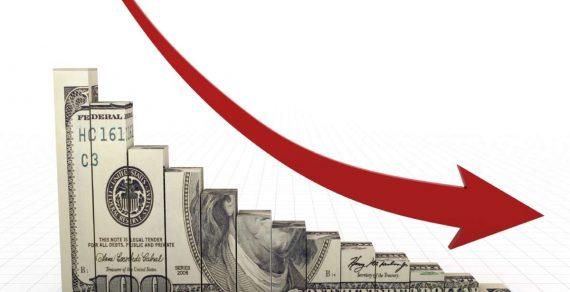 Доллар за неполные сутки подешевел еще на 60 тыйынов