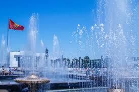 Запустить фонтаны в Бишкеке планируется с 1 июня