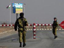 На границе с Таджикистаном произошла перестрелка