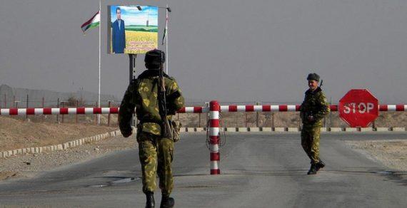 Обстановка на кыргызско-таджикской границе относительно стабильная