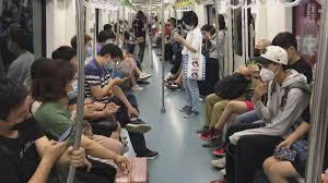 Общественный транспорт Пекина возвращается в обычный режим