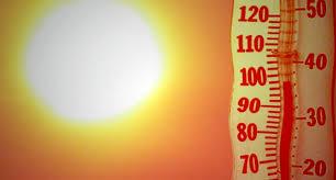 Сильная жара пришла в Индию