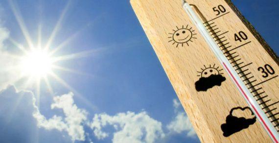 В ближайшие десять дней жара в Бишкеке сохранится