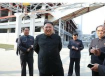 Ким Чен Ын появился на публике после долгого отсутствия