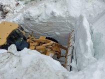 ВТюпском районе устраняют последствия схода весенних лавин