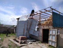 В Лейлеке ведется оценка ущерба, который нанес сильный ветер