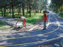 В Бишкеке появятся новые пешеходные зоны  и велодорожки