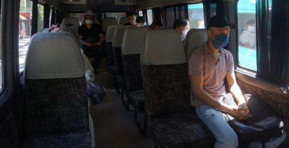 К гражданам без масок в общественных местах и транспорте будут приниматься меры