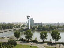 В Китае мост начал гнуться, словно сделан из резины