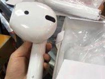Вместо поддельных наушников AirPods девушке прислали фен в их виде