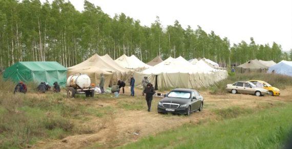Из Оренбурга в Бишкек вернулись еще 164 кыргызстанца