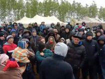 Кыргызстанцев вывезут из Оренбурга самолетом