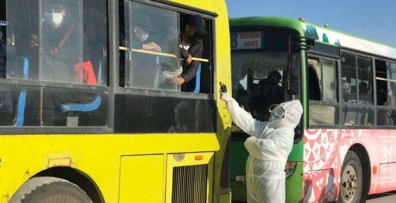 413 кыргызстанцев прибыли в Бишкек из Оренбургской области