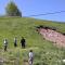 В Джети-Огузском районе сошел оползень