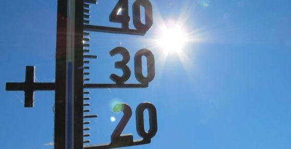 Первая декада июня в Бишкеке будет жаркой и сухой