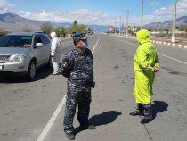 Пропуски, выданные комендатурой Бишкека, продлеваются