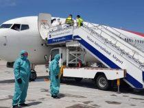 58 кыргызстанцев вернулись на родину из Южной Кореи и Филиппин