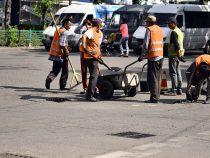 На ямочный ремонт дорог в Бишкеке потратят более 8 млн сомов