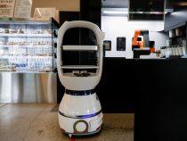 Кофейня в Южной Корее наняла на работу робота – бариста