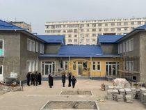 Новый детсад в  микрорайоне  Тунгуч планируют открыть 1 июня