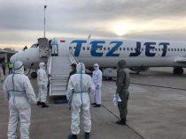Из Москвы вернулся 161 кыргызстанец