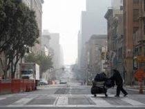 В Сан-Франциско бездомных изолировали в отелях, обеспечив марихуаной и алкоголем