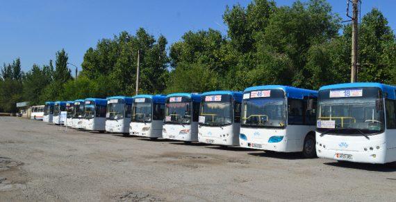 ВБишкеке с25 мая выйдет на линии муниципальный общественный транспорт