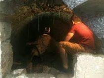Британец обнаружил секретный тоннель под своим домом
