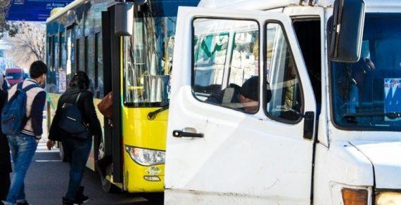 Общественный транспорт между регионами пока работать не будет