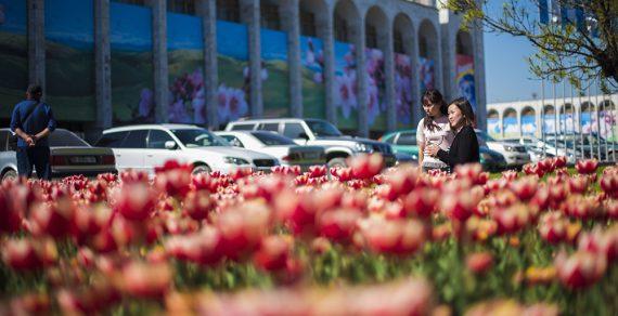 В Кыргызстане 25 мая объявлено выходным днем