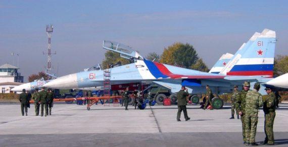 Россия не намерена забирать территорию авиабазы «Кант» в Кыргызстане
