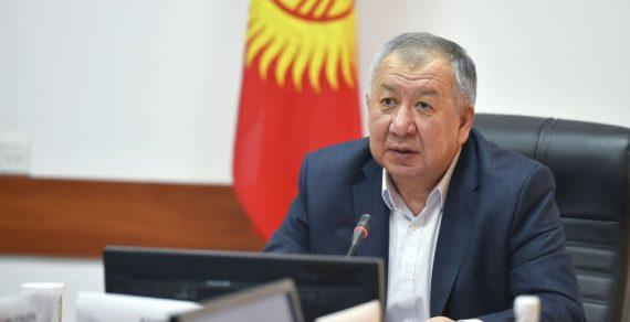 Президент подписал указ оназначении Кубатбека Боронова премьер-министром