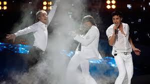 У Димы Билана «забрали» победу на Евровидении 2008 года