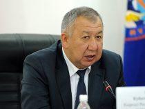 На Кубатбека Боронова возложено исполнение обязанностей премьер-министра