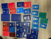 ГКНБ накрыл фирму, которая занималась подделкой документов для мигрантов