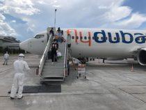 На родину из ОАЭ вернулись 187 кыргызстанцев